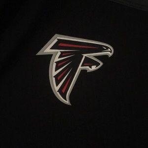 56e07bff Atlanta Falcons sideline/coaches quarter zip